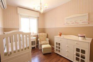 Décorer la chambre de bébé n'est pas une mince affaire