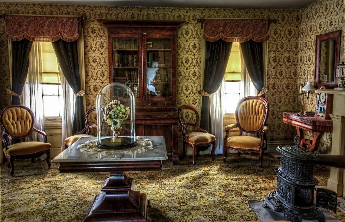 salon vintage