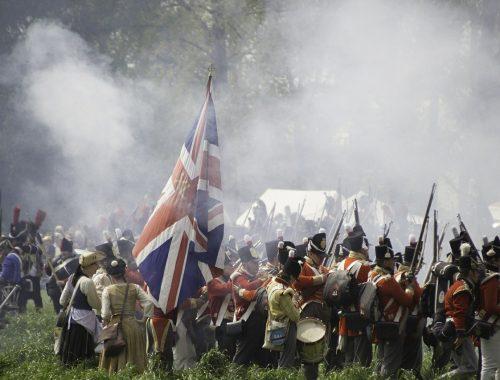 drapeau napoleon